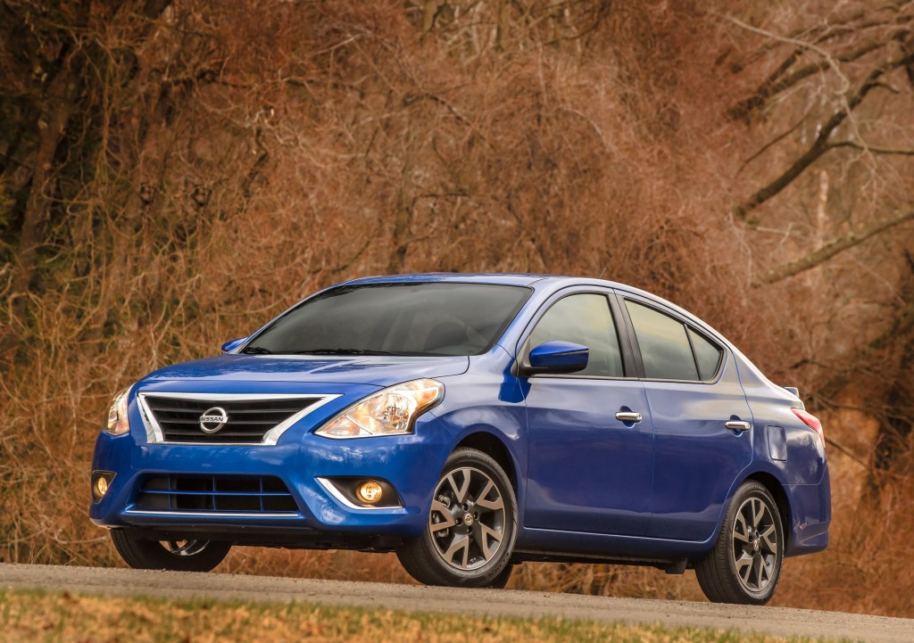 Nissan Versa vs. Hyundai Accent: Compare Cars
