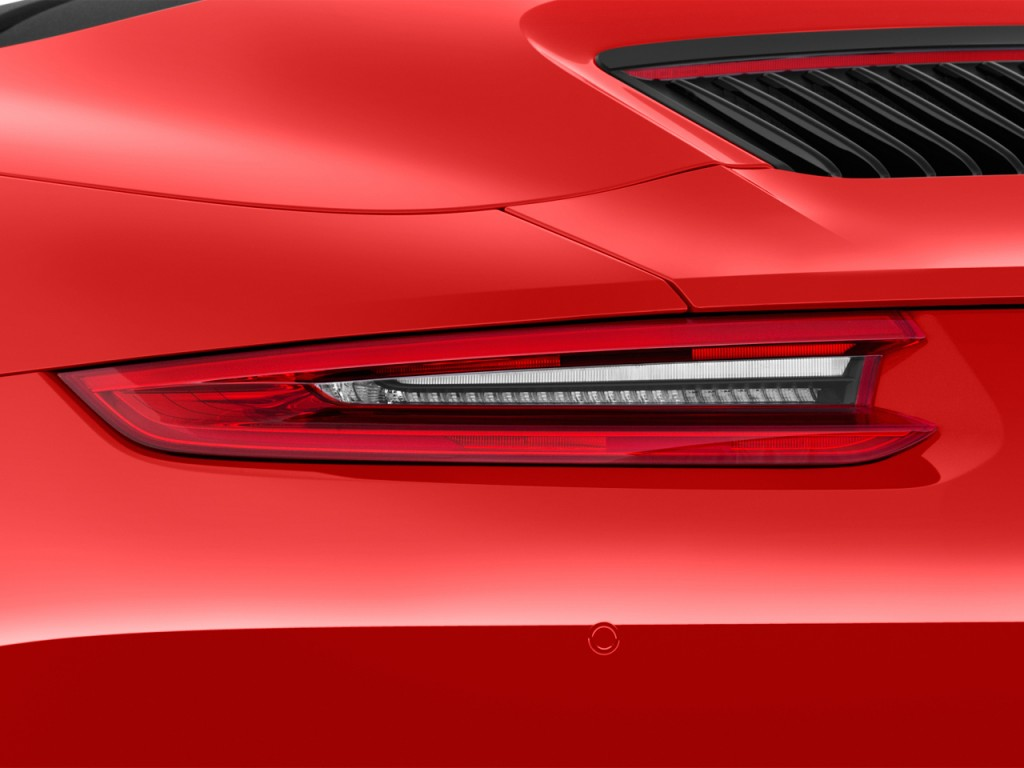 Image 2017 Porsche 911 Carrera Cabriolet Tail Light Size 1024 X 768 Type Gif Posted On