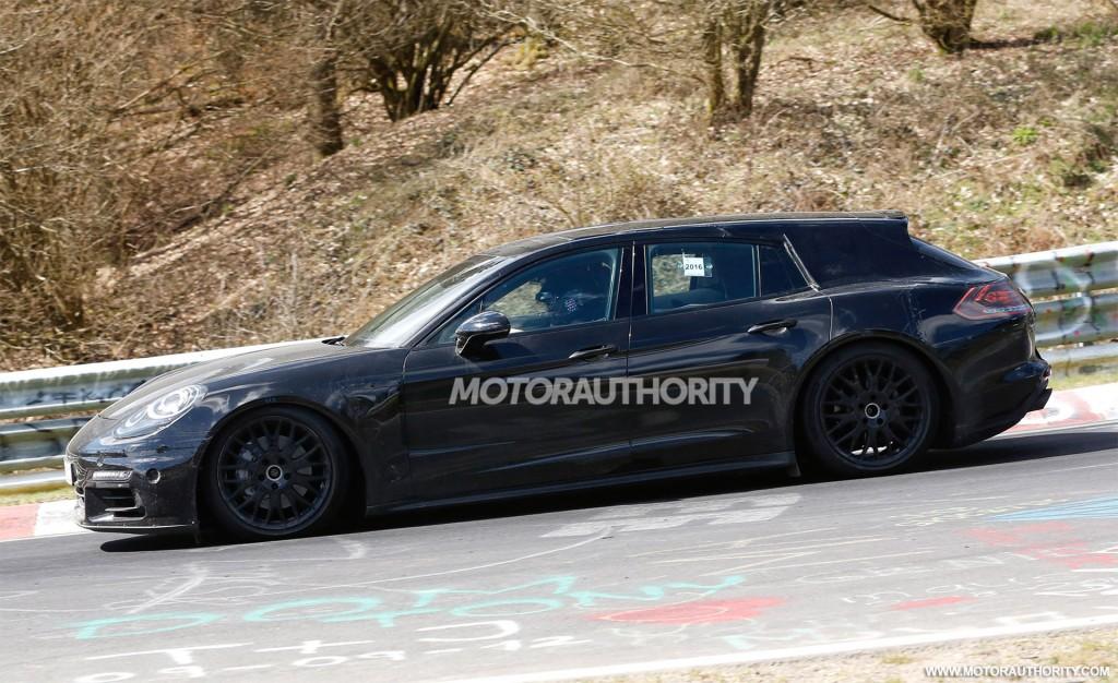 Image 2018 Porsche Panamera Shooting Brake Spy Shots Image Via S Baldauf Sb Medien Size
