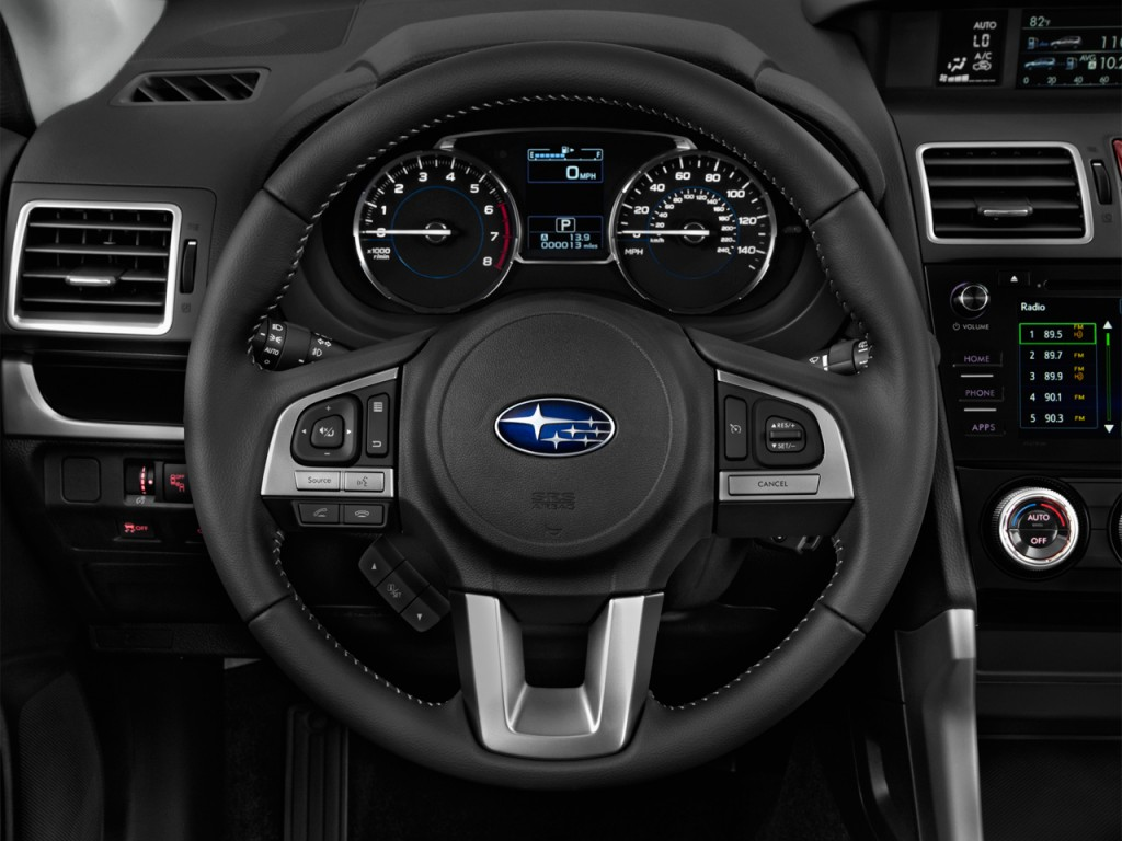 Image 2017 Subaru Forester 2 5i Limited Cvt Steering Wheel Size 1024 X 768 Type Gif Posted