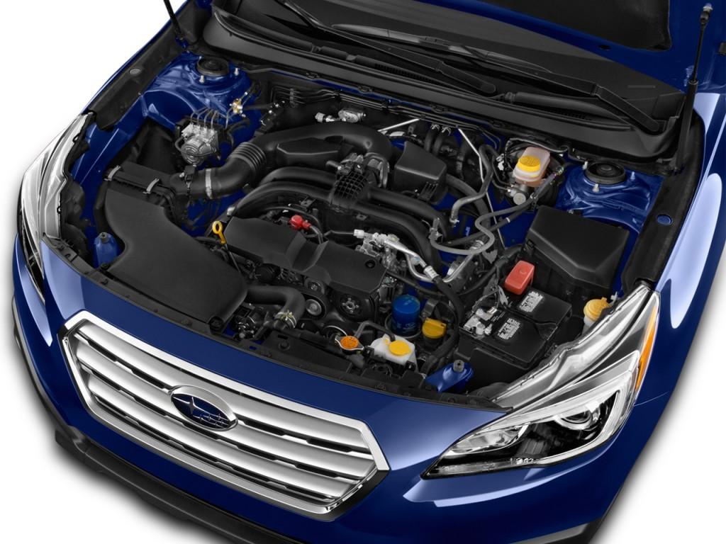 Image 2017 Subaru Outback 2 5i Wagon Engine Size 1024 X