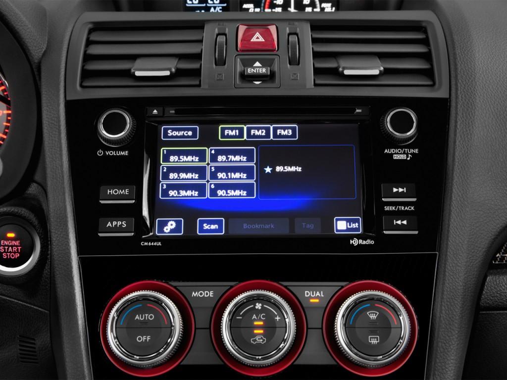 Image 2017 Subaru Wrx Sti Manual Audio System Size 1024 X 768 Type Gif Posted On October