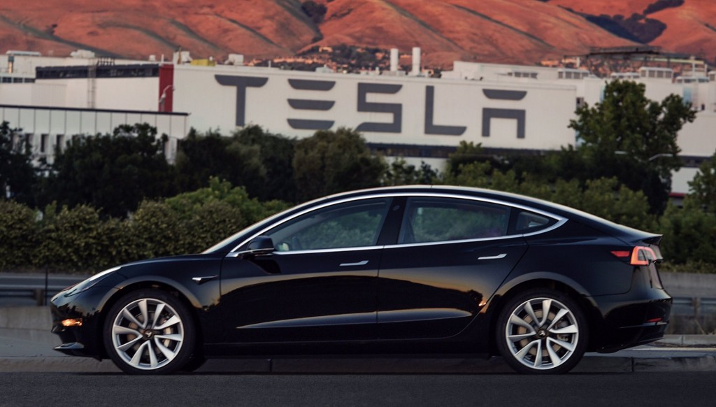 Tesla and GM running neck-and-neck to be the most highly valued automaker in America