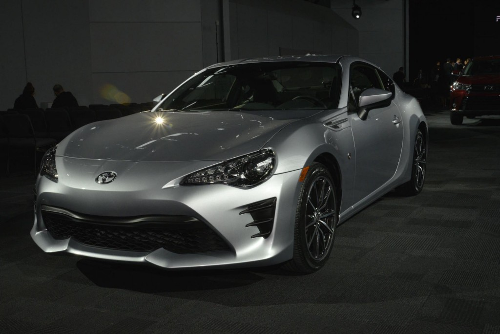 Image: 2017 Toyota 86, 2016 New York Auto Show, size: 1024 x 683, type: gif, posted on: March 23 ...