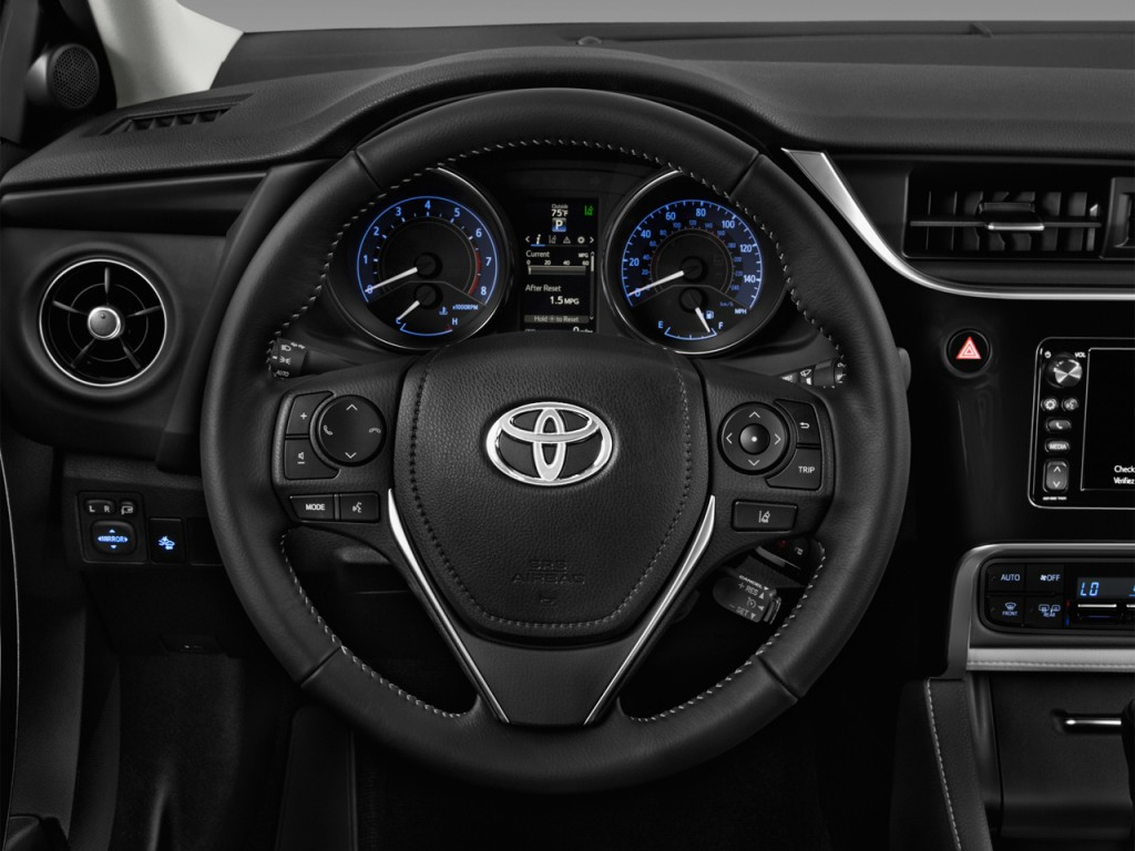 image 2017 toyota corolla im cvt automatic natl. Black Bedroom Furniture Sets. Home Design Ideas