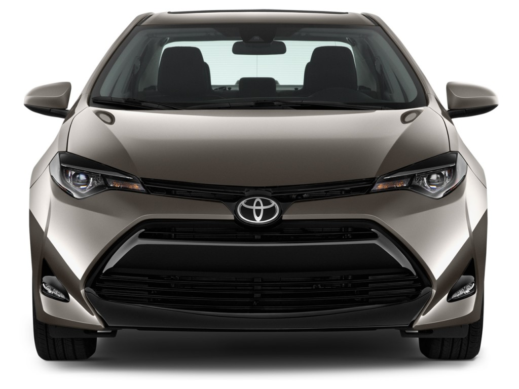 image 2017 toyota corolla le eco cvt automatic natl front exterior view size 1024 x 768. Black Bedroom Furniture Sets. Home Design Ideas