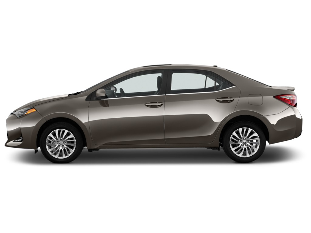 Image 2017 Toyota Corolla Le Eco Cvt Automatic Natl