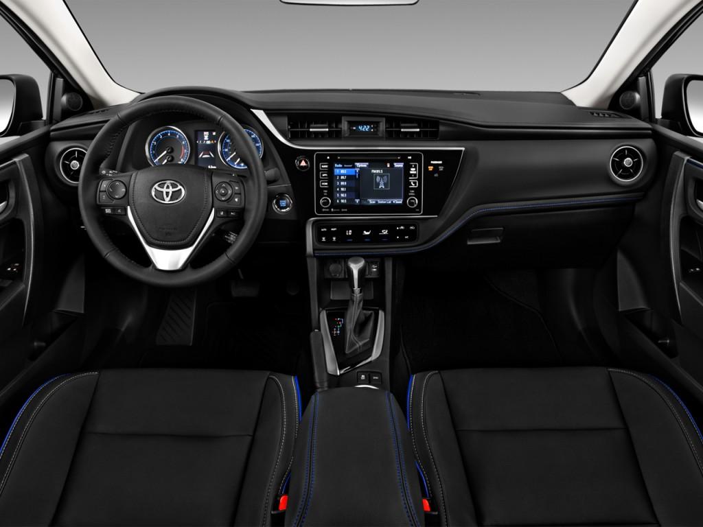 Image 2017 Toyota Corolla Xse Cvt Automatic Natl