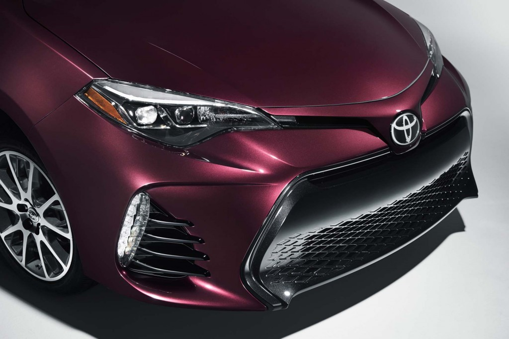 Toyota ups prices on 2017 Corolla, 86 sports car