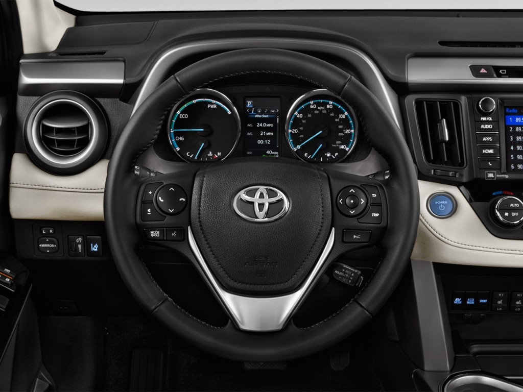 image 2017 toyota rav4 hybrid limited awd natl steering wheel size 1024 x 768 type gif. Black Bedroom Furniture Sets. Home Design Ideas
