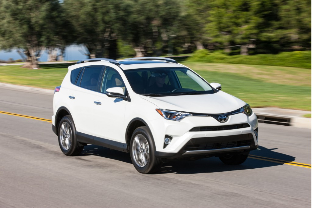 2018 Toyota RAV4 Review, Ratings, Specs, Prices, and Photos - The Car Connection