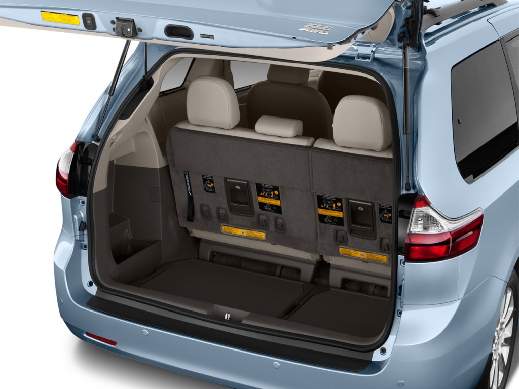 image 2017 toyota sienna xle fwd 8 passenger natl trunk size 1024 x 768 type gif posted. Black Bedroom Furniture Sets. Home Design Ideas