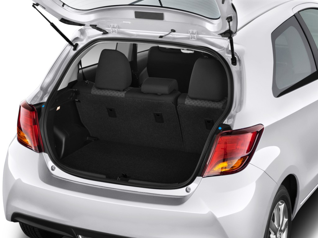 image 2017 toyota yaris 3 door le automatic natl trunk size 1024 x 768 type gif posted. Black Bedroom Furniture Sets. Home Design Ideas