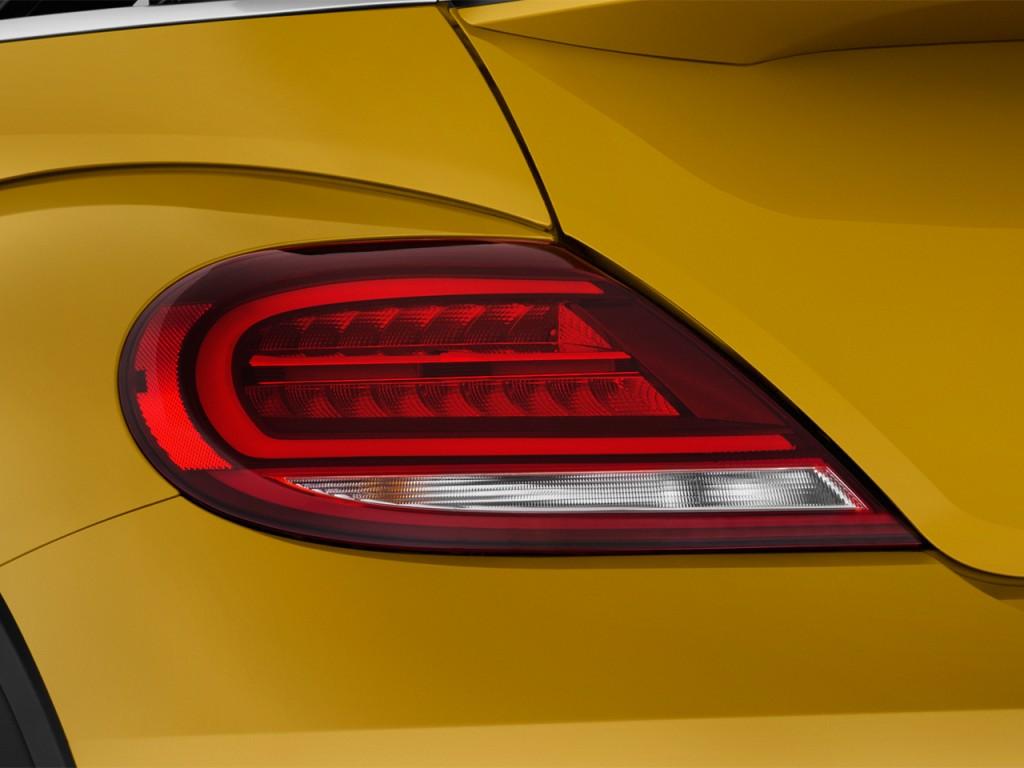 Image: 2017 Volkswagen Beetle 1.8T Dune Auto Tail Light ...