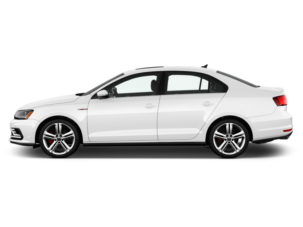 Image 2017 Volkswagen Jetta Gli Auto Side Exterior View Size 1024 X 768 Type Gif Posted On