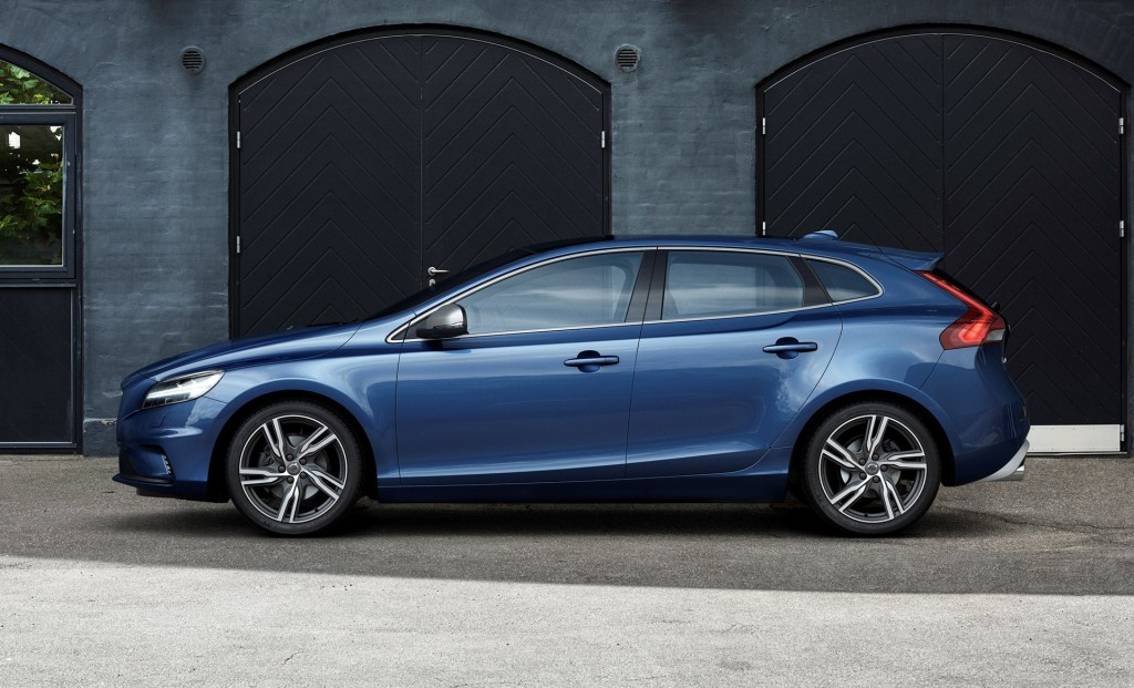 Image 2017 Volvo V40 Size 1024 X 621 Type Gif Posted