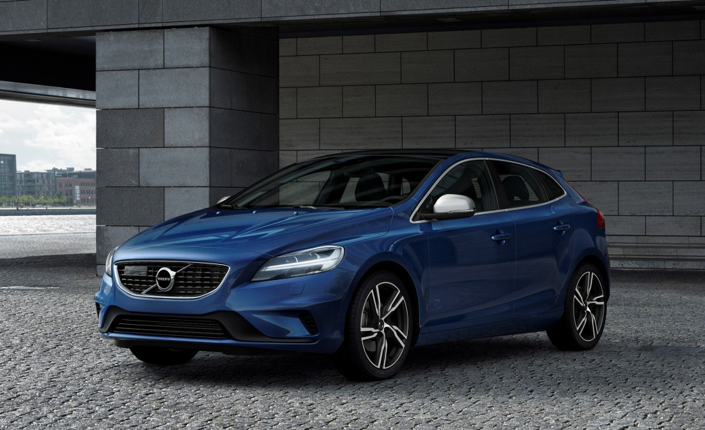 Image 2017 Volvo V40 Size 1024 X 625 Type Gif Posted