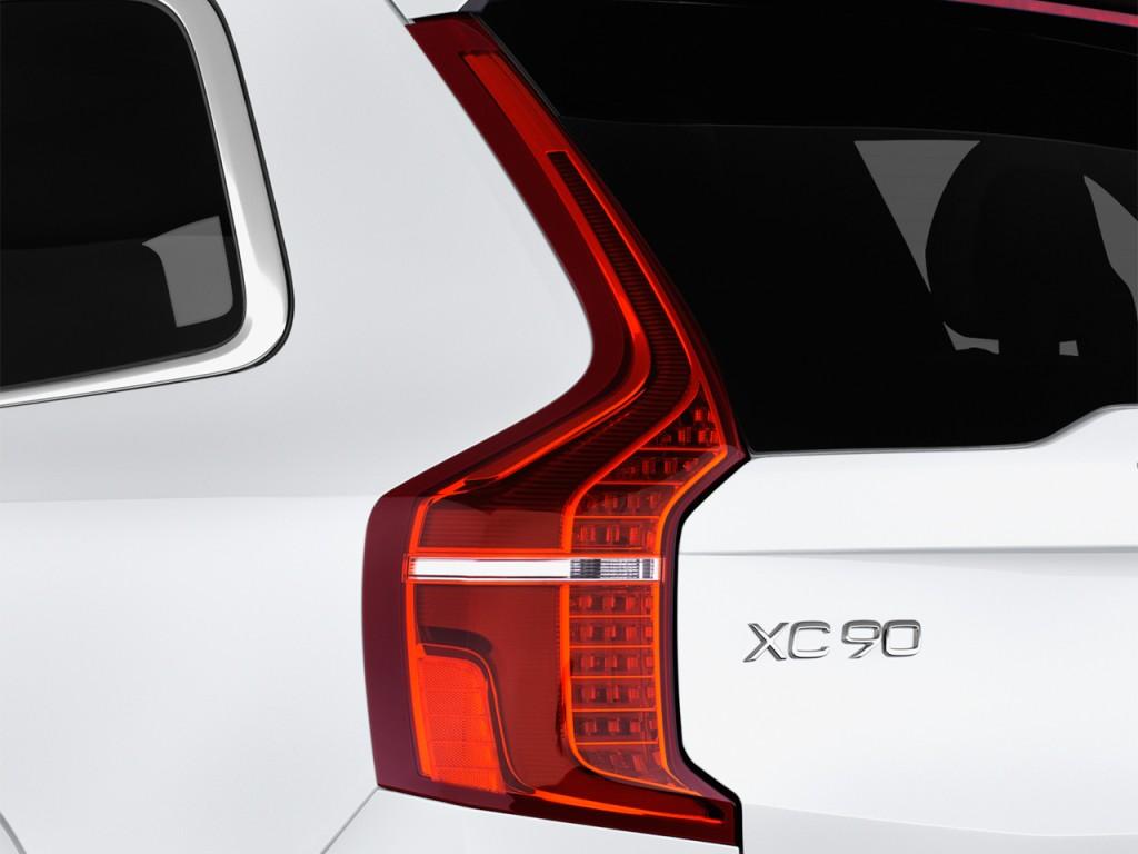 Image 2017 Volvo Xc90 T6 Awd 7 Passenger Momentum Tail