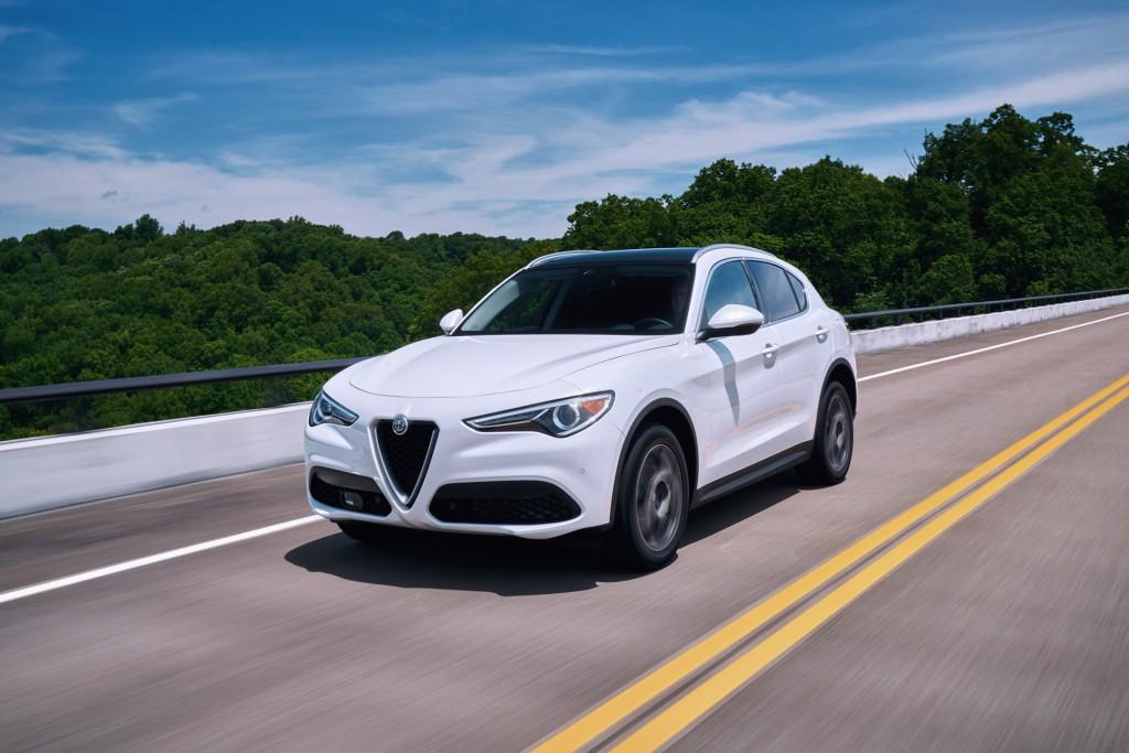 2018 Alfa Romeo Stelvio first drive