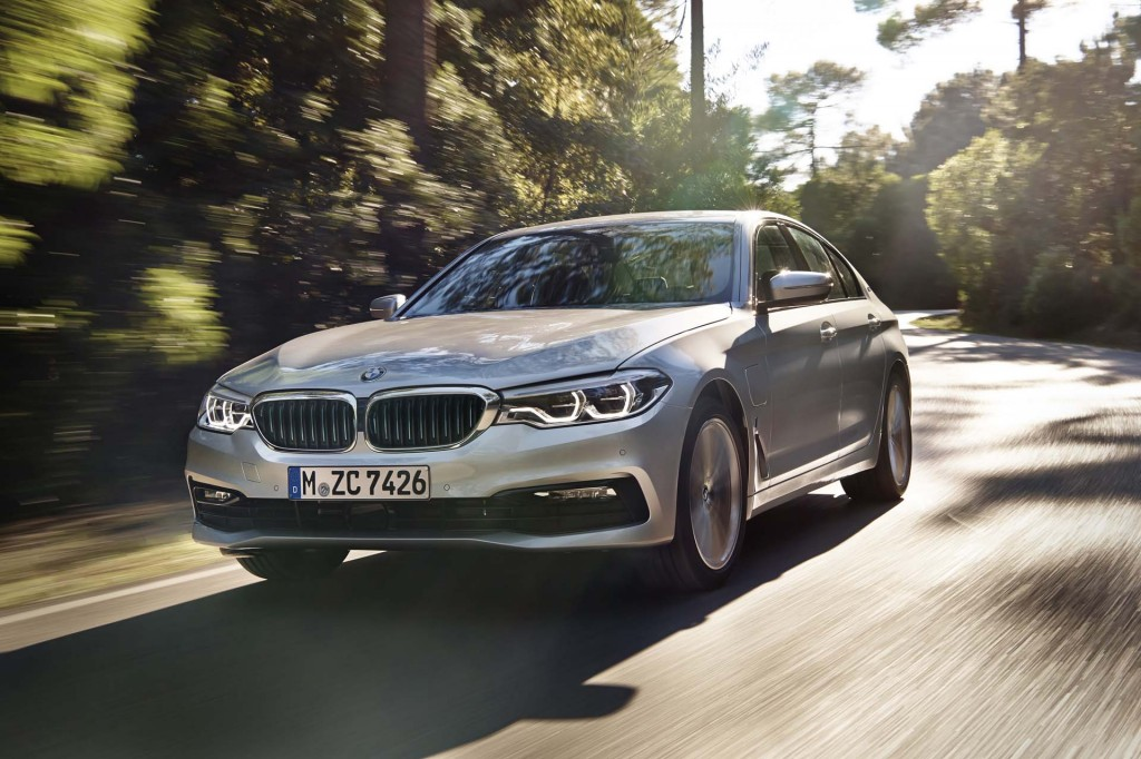 2018 BMW 530e priced from $52,395