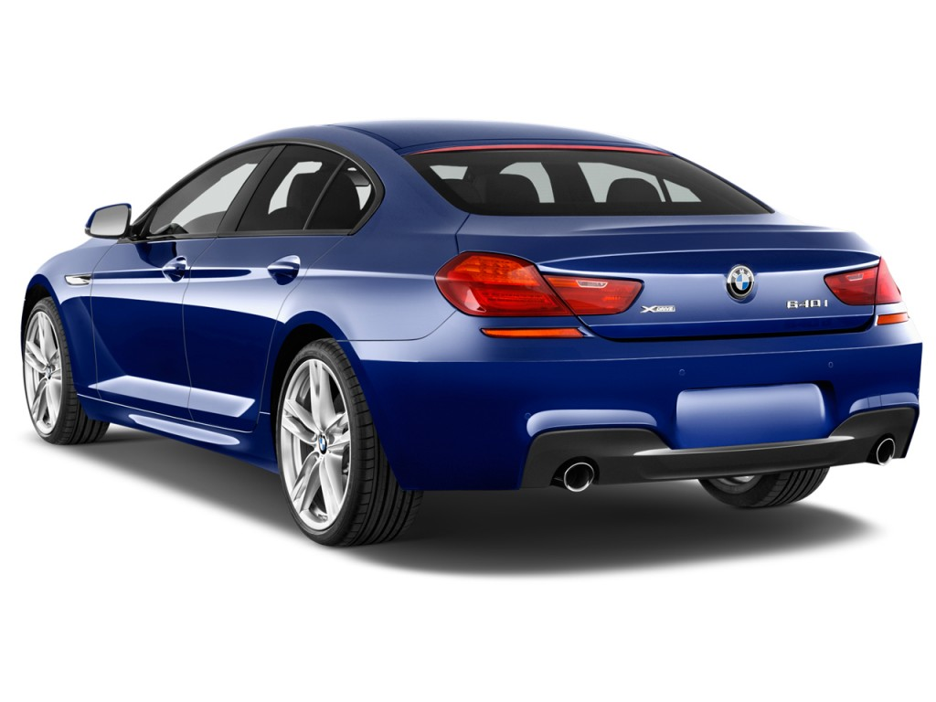 Image 2018 Bmw 6 Series 640i Gran Coupe Angular Rear Exterior View Size 1024 X 768 Type Gif