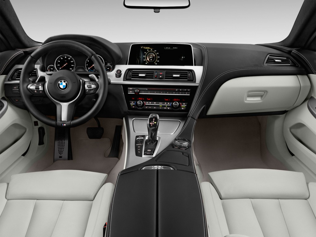 Image: 2018 BMW 6-Series 640i Gran Coupe Dashboard, size ...