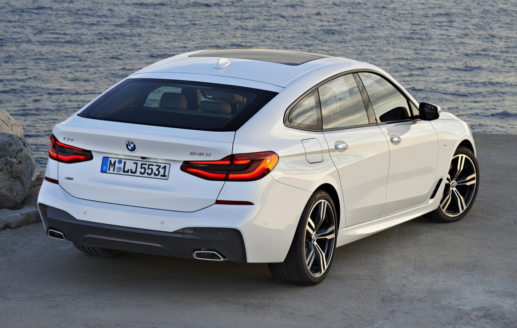 2018 BMW 6-Series Gran Turismo: BMW's not-quite-a-wagon, rebooted