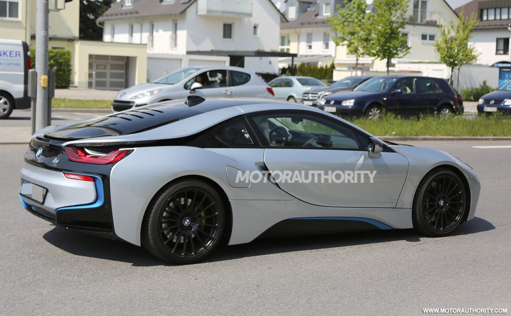 2018 Bmw X3 Spy Shots And Video Motor Authority | 2017 - 2018 Cars ...