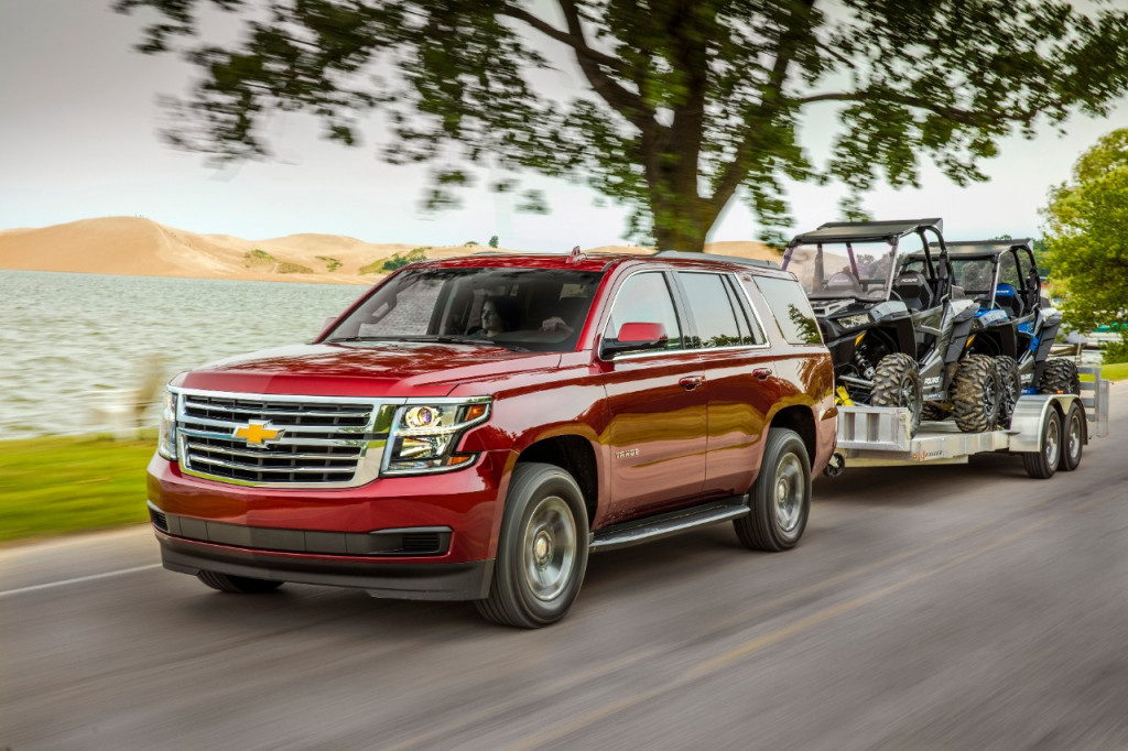 2018 Chevrolet Tahoe drops price, loses third row
