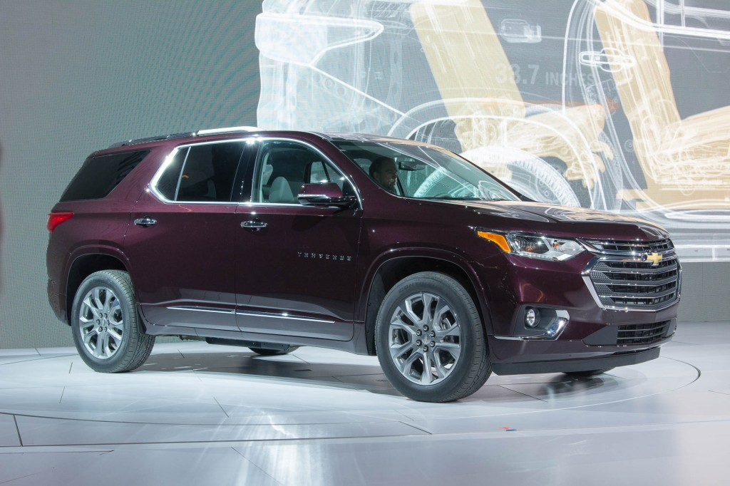 GM's future SUVs and crossovers: Light-truck based, heavy sales