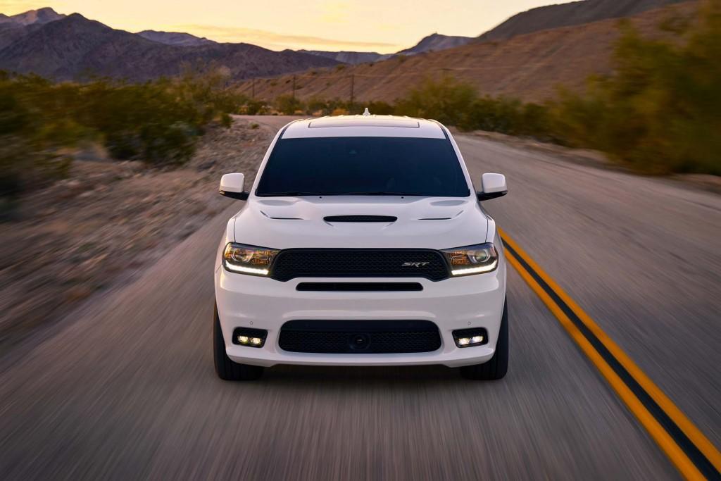 Worth the weight? Massive 2018 Dodge Durango SRT prices start at $64,090