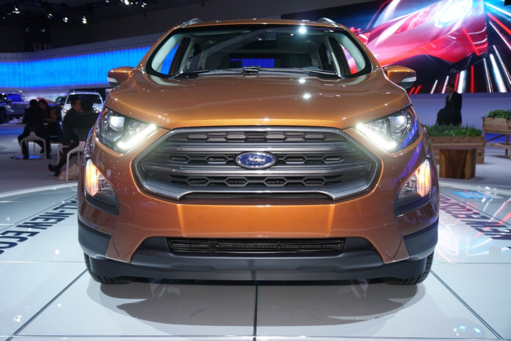 Image: 2018 Ford Ecosport, 2016 Los Angeles Auto Show, size: