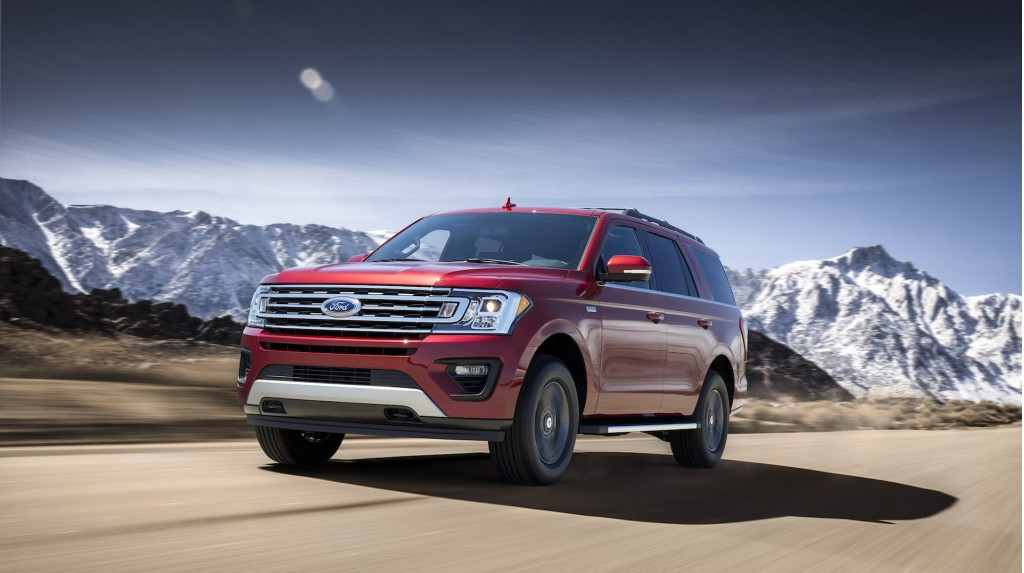 Ready to rock before it rolls: Here comes the 2018 Ford Expedition FX4