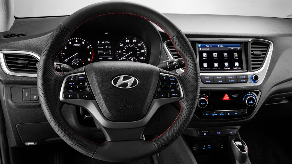 Hyundai Accent Car And Driver