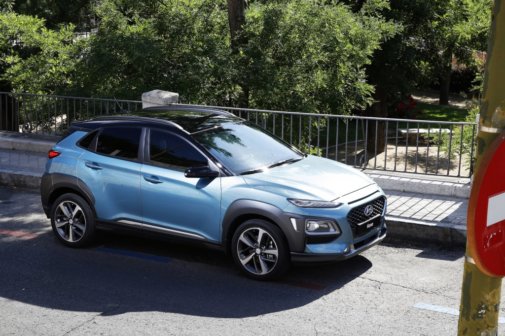 Car Buying Sites >> Hyundai will go all-in on crossover SUVs