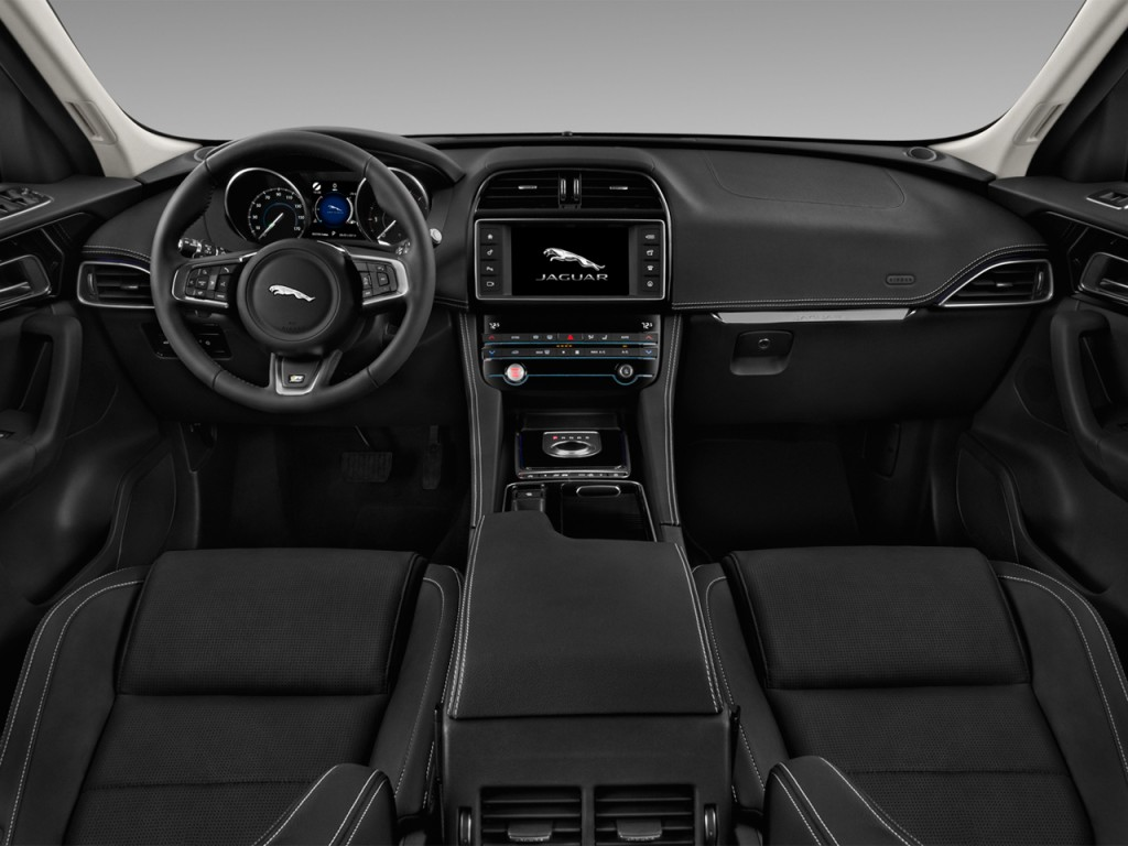 image 2018 jaguar f pace 20d r sport awd dashboard size 1024 x 768 type gif posted on. Black Bedroom Furniture Sets. Home Design Ideas