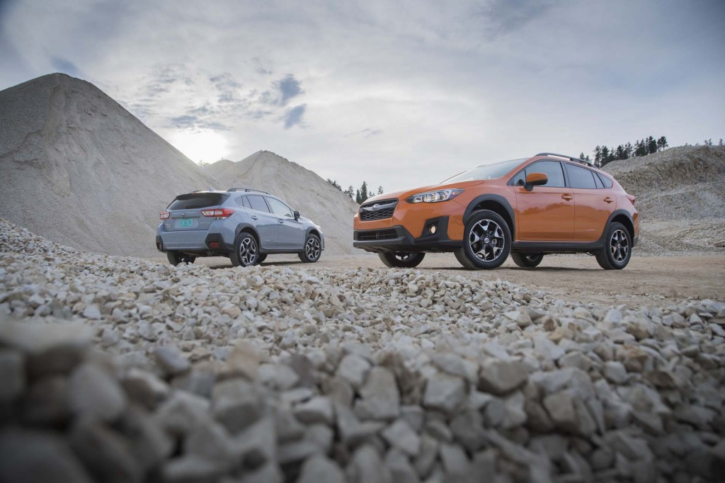 2018 Subaru Crosstrek first drive: memories are made of these