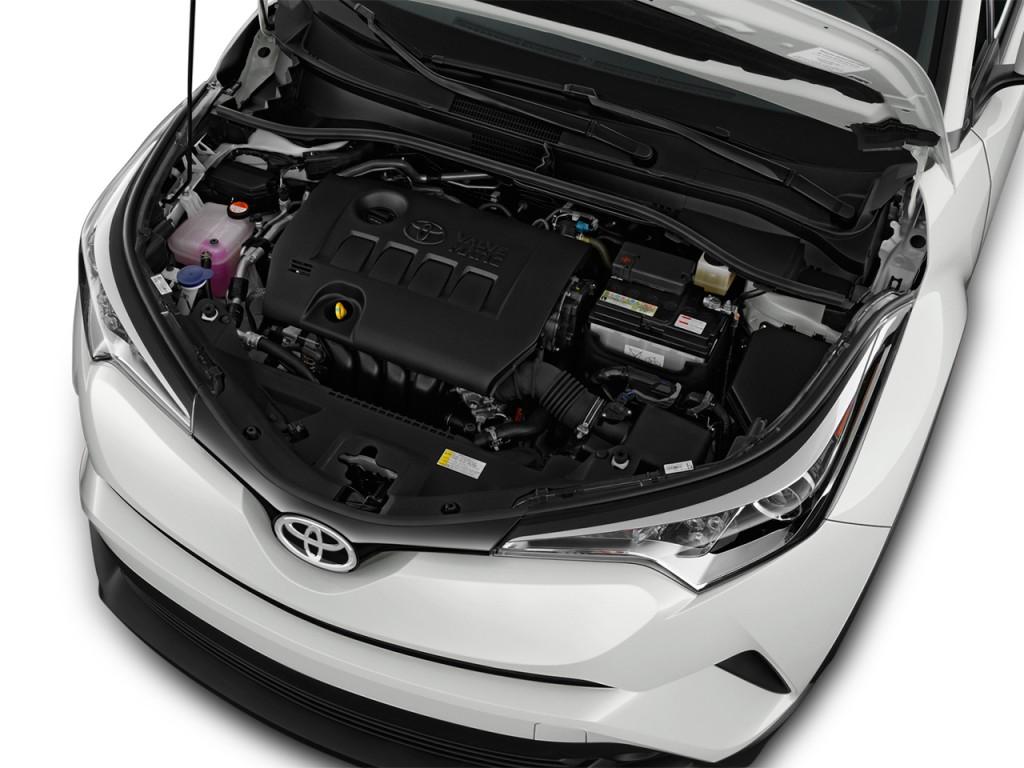 Image 2018 Toyota C Hr Xle Premium Fwd Natl Engine