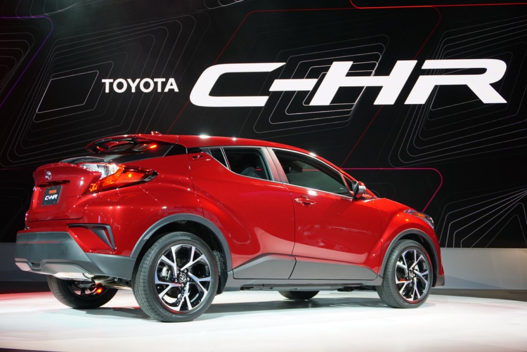 Image: 2018 Toyota C-HR, size: 1024 x 684, type: gif, posted on: November 17, 2016, 1:31 pm ...