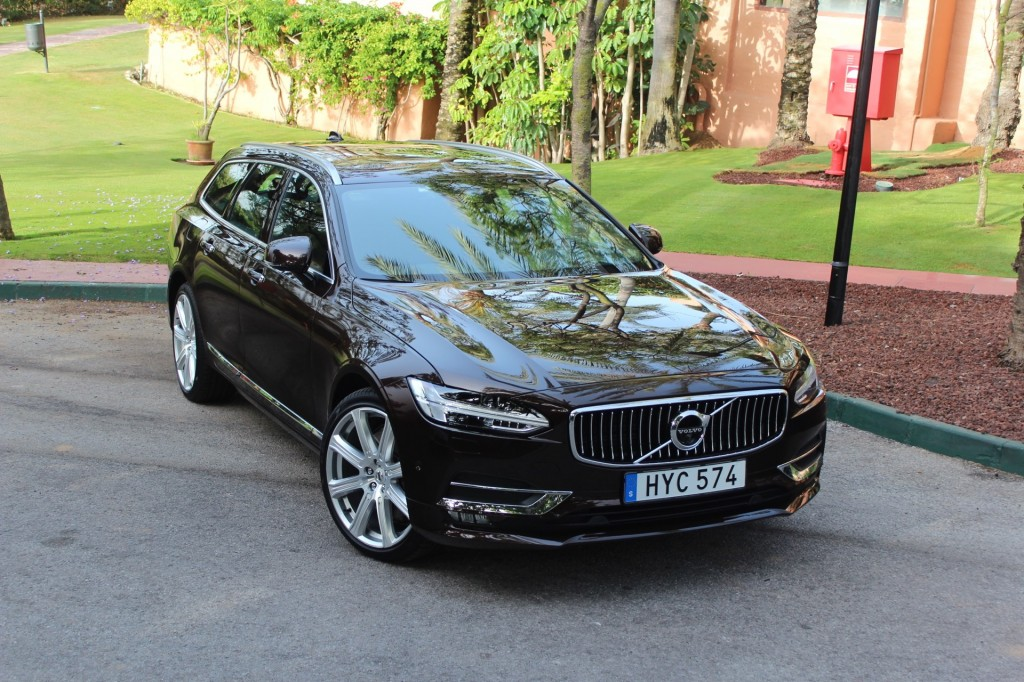 image 2018 volvo v90 euro spec prototype   first drive june 2016