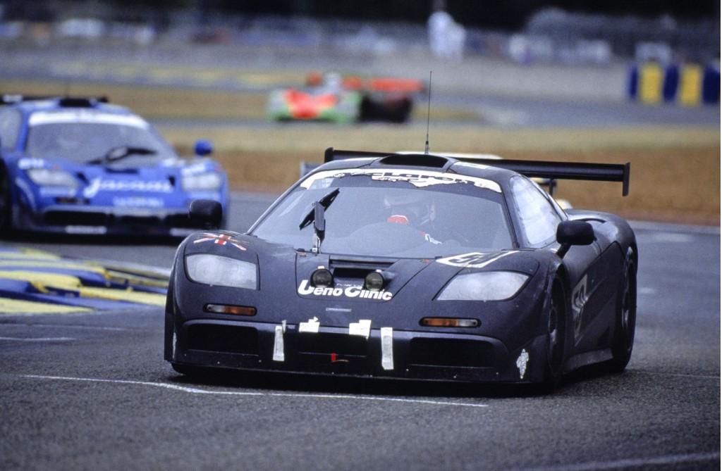 #59 McLaren F1 GTR