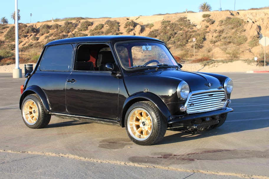 For Sale On Ebay A 170 Horsepower Pro Motive Mini