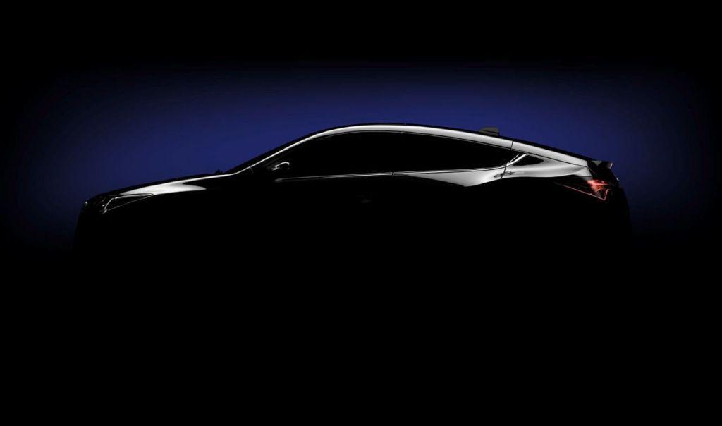 New Acura Crossover