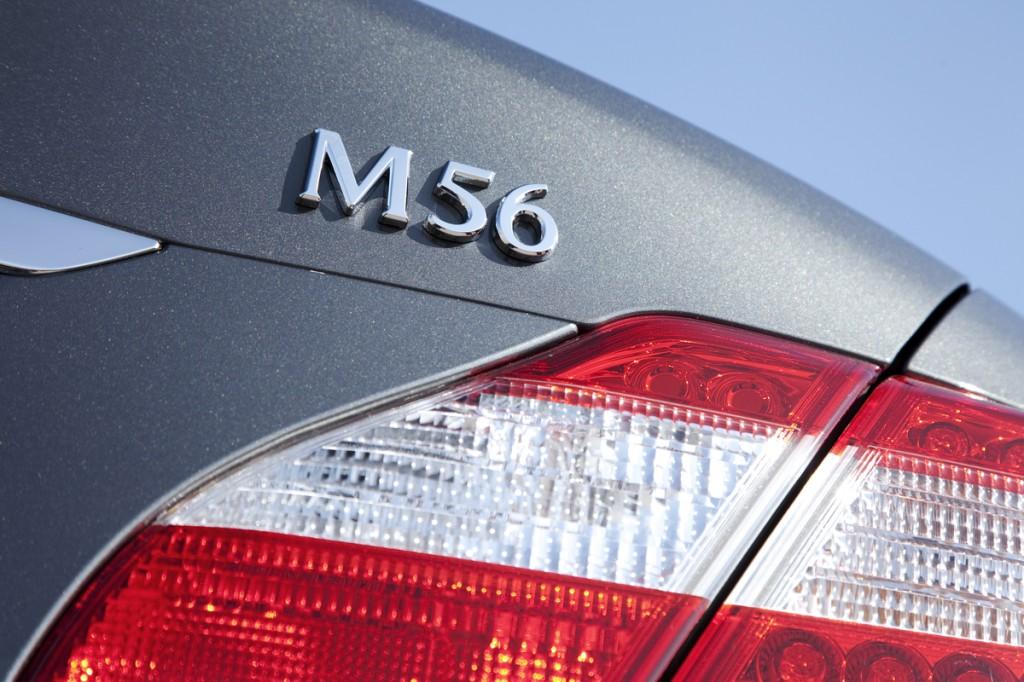 Adios, M56, hello 2014 Infiniti Q70