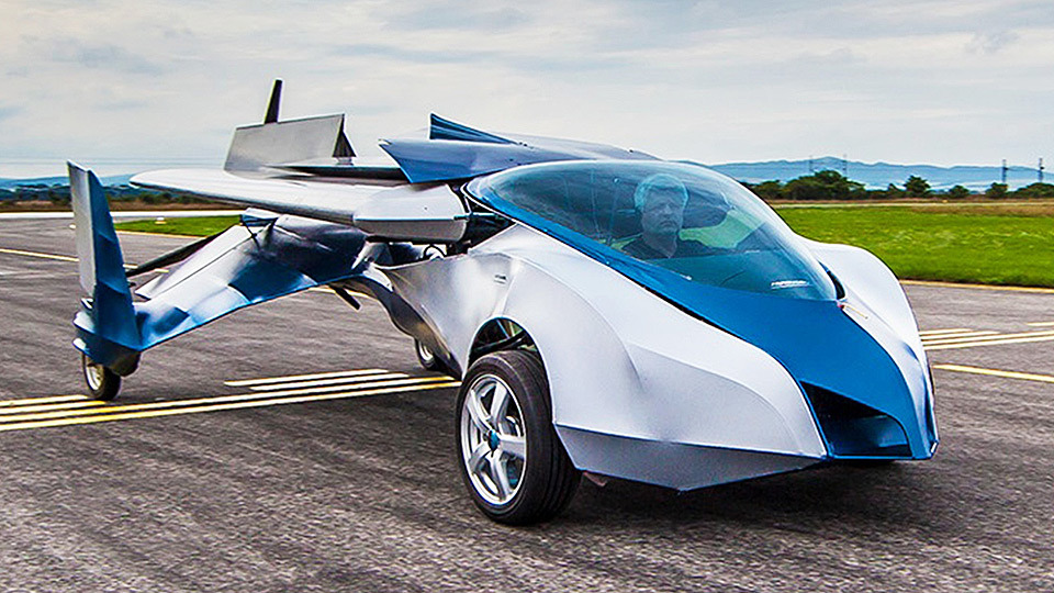 Production Ready Aeromobil Flying Car To Debut This Month