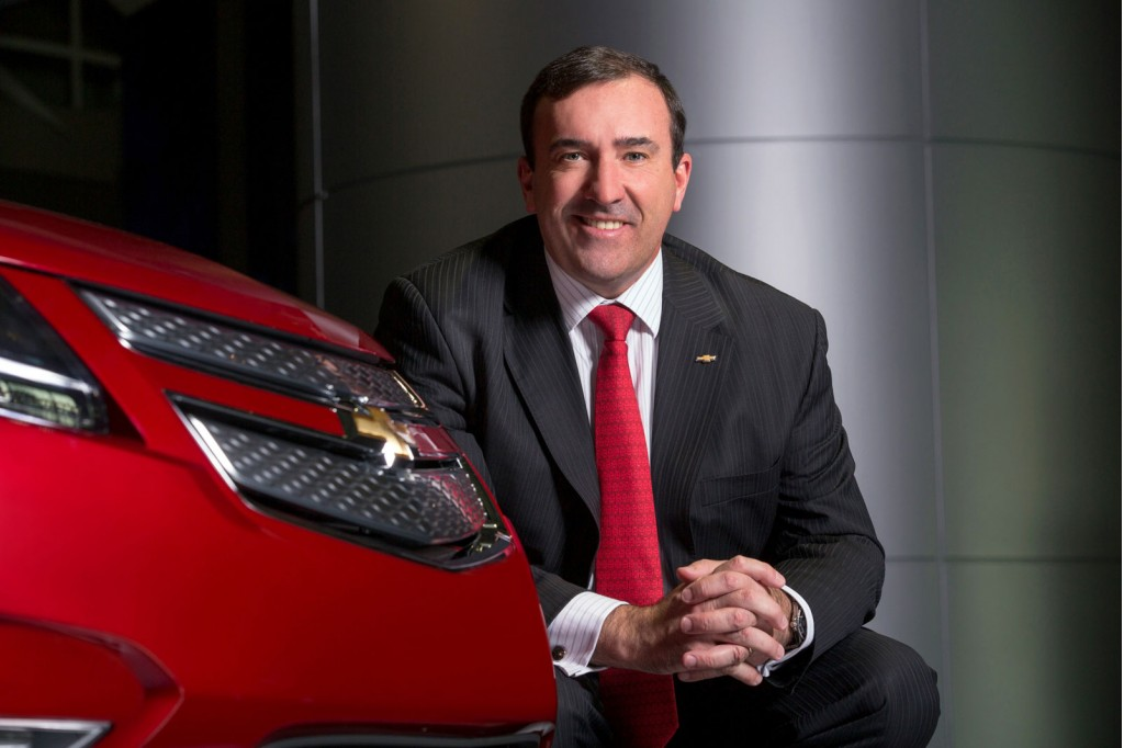 Chevrolet U.S. Sales Chief Alan Batey To Head Brand's Global Operations