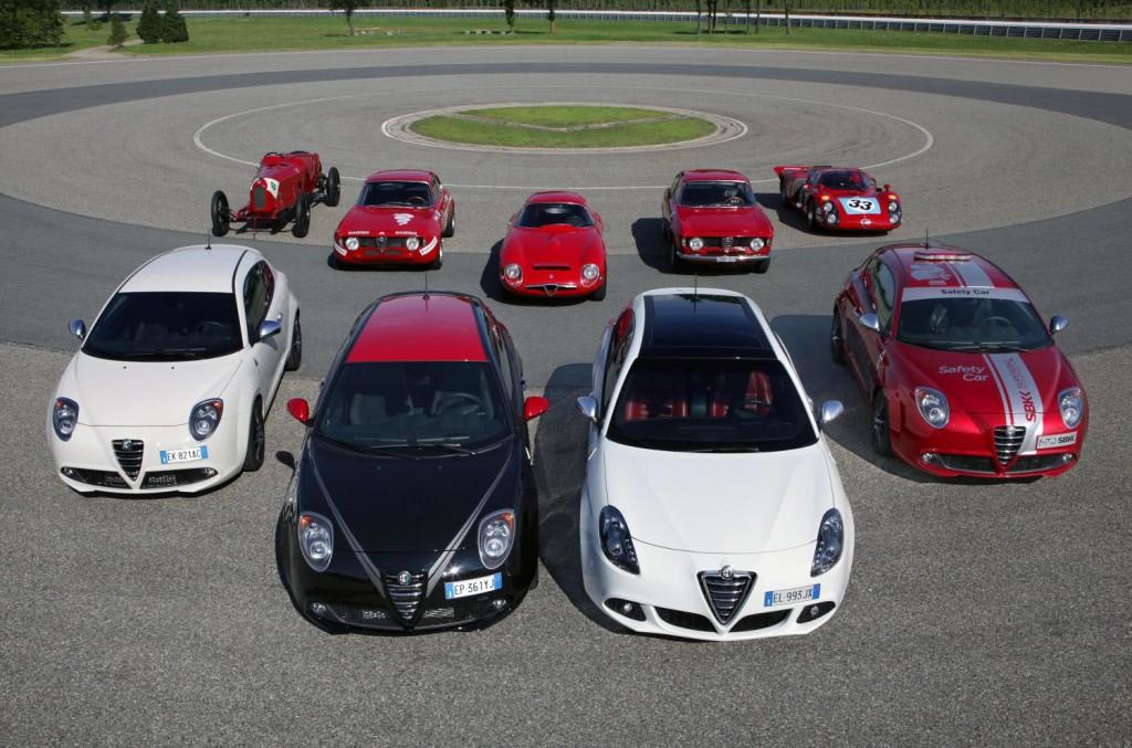 Alfa Romeo Quadrofoglio Verde Turns 90