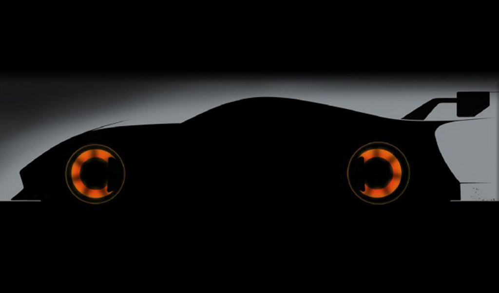 Alleged teaser for Toyota Vision Gran Turismo concept - Image via AutoPlus