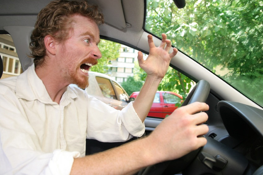 "Do you ever get ""road rage?"" Our poll results"