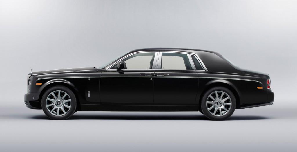 Art Deco Rolls-Royce Phantom, 2012 Paris Auto Show
